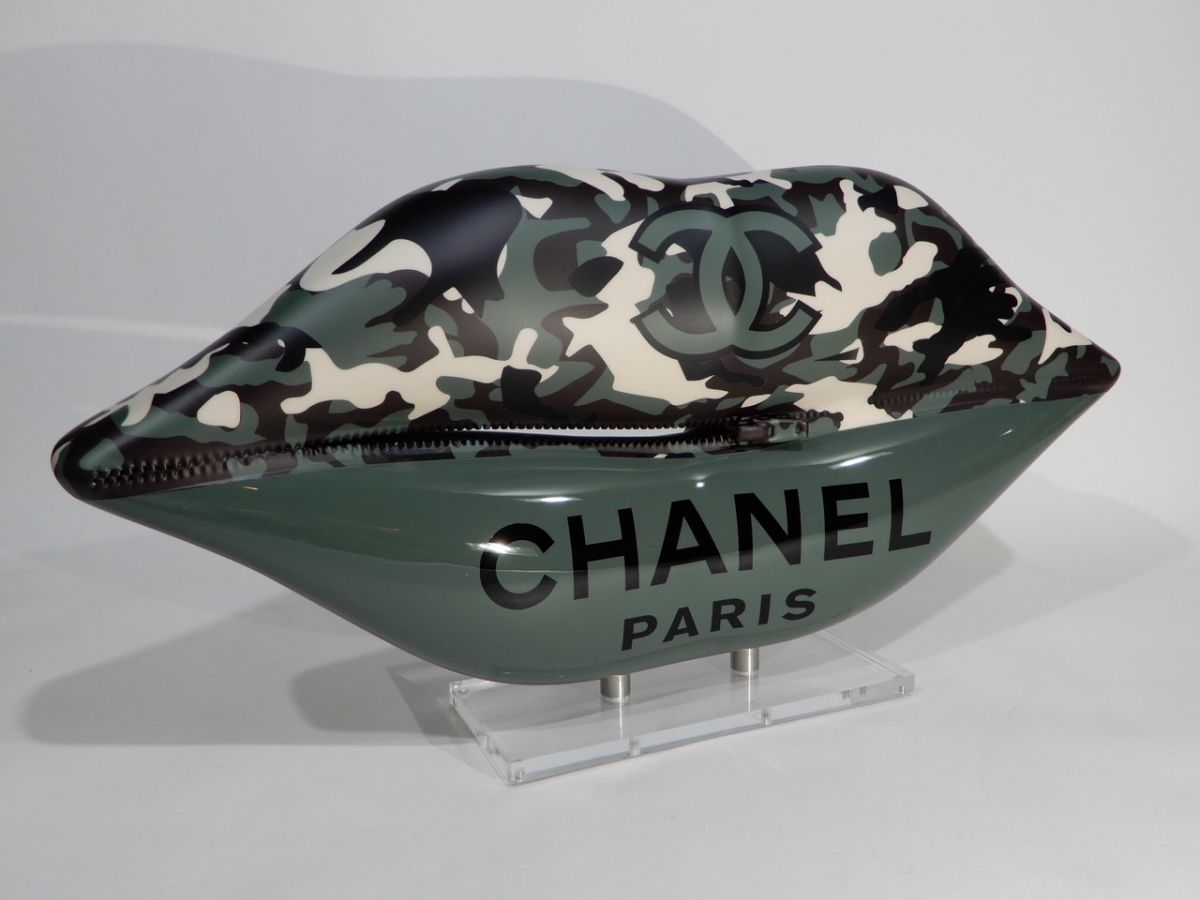 LIPS CHANEL CAMOUFLAGE