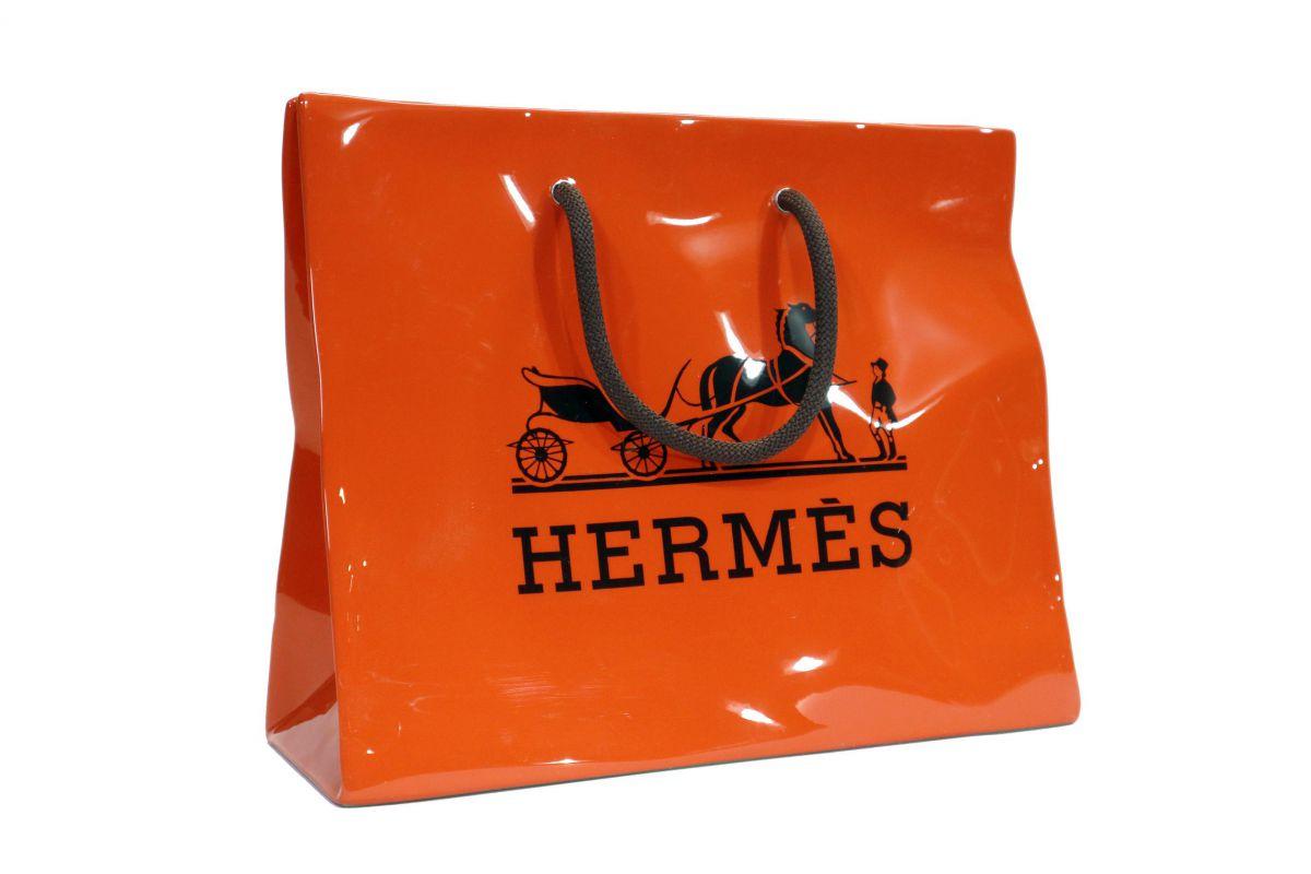 SAC HERMES ORANGE